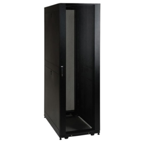 Tripp Lite Smartrack 48u Black Rack Enclosure 2250-3000lb Load Capacity (SR48UB)