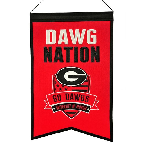 Georgia Nation Banner