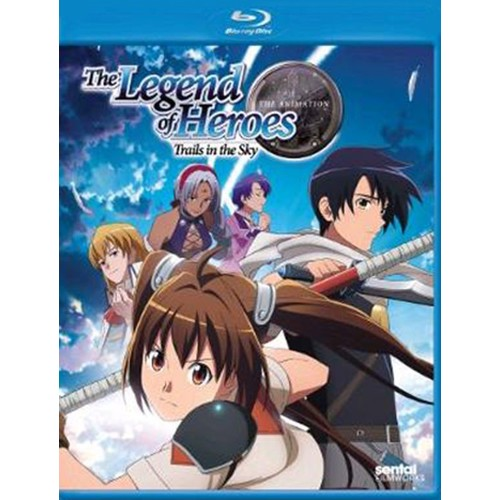 The Legend of Heroes: Trails in the Sky [Blu-ray]