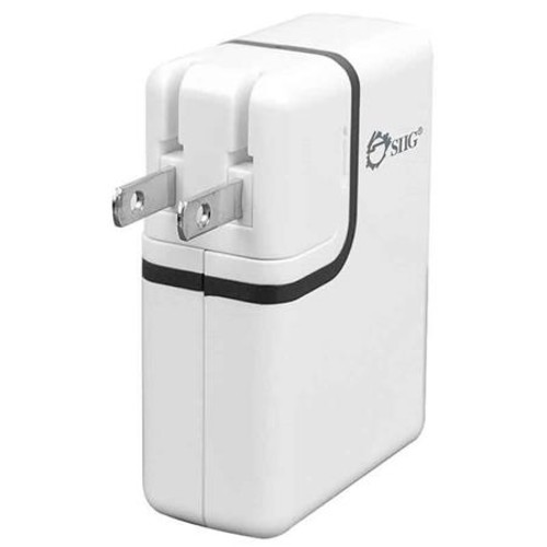 Siig 4 Port 2A USB Power Adapter