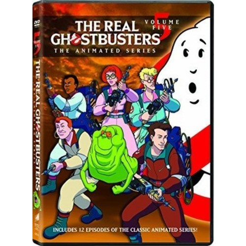 The Real Ghostbusters: The Animated Series - Volume 5 [DVD]