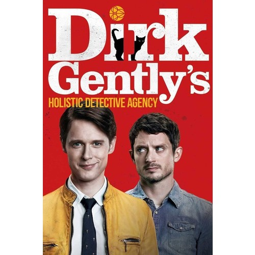 Dirk Gently's Holistic Detective Agency: Season 2 [DVD]