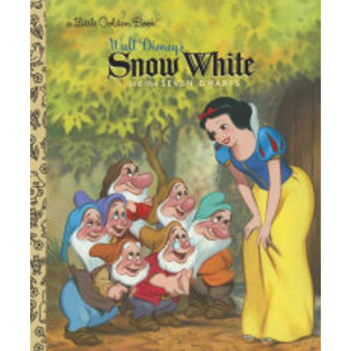 Snow White and the Seven Dwarfs (Little Golden Book Series)