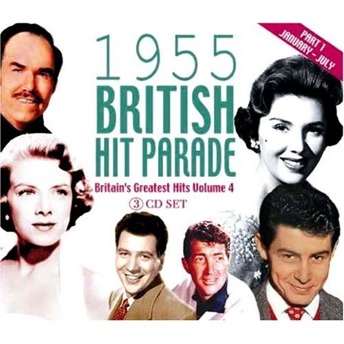 1955 British Hit Parade - Volume 4 Part 1