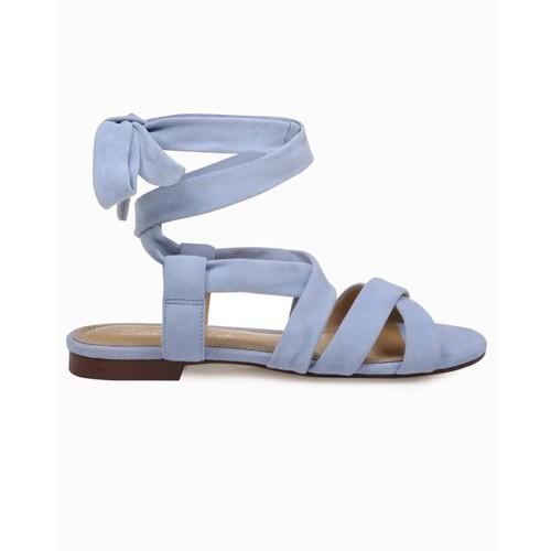 Fedora Tie Sandal