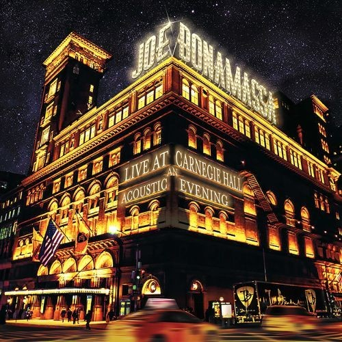 Live at Carnegie Hall: An Acoustic Evening [CD]