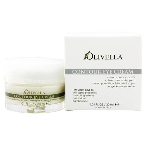 Olivella - Virgin Olive Oil Contour Eye Cream - 1.01 oz.