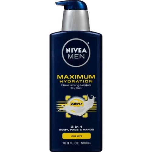 Nivea for Men Maximum Hydration Lotion - 13.5 oz