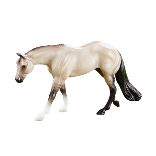 Breyer Dun Model Quarter Horse