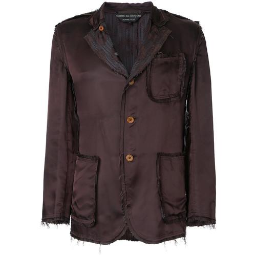 reversible cupra printed jacket