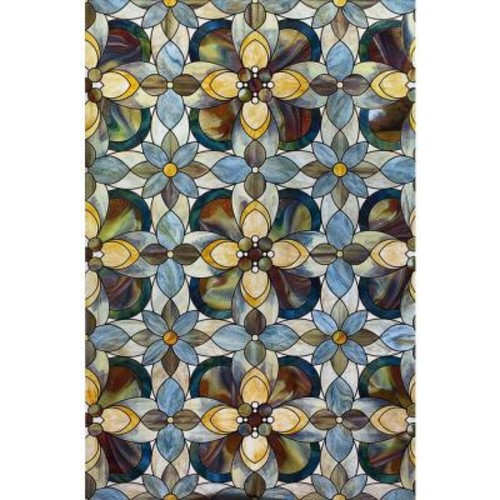 Artscape 24 in. x 36 in. Quatrefoil Decorative Window Film