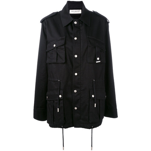 SAINT LAURENT Surplus Military Jacket