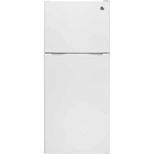 GE GPE12FSKSB Series ENERGY STAR 11.6 cu. ft. Top-Freezer Refrigerator