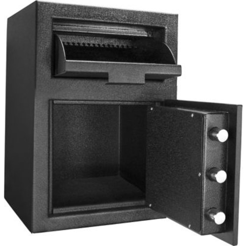 Barska 1.03 Cubic Ft. Standard Depository Keypad Safe (Ax12588)