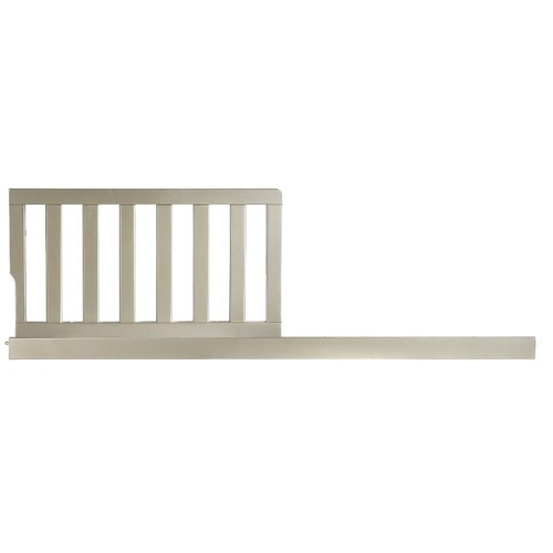 Evolur Convertible Crib Toddler Guard Rail - Gold Dust