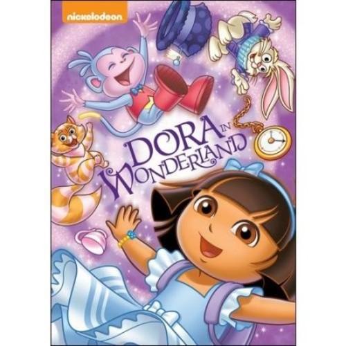 Dora the Explorer: Dora in Wonderland (Limited Edition) (DVD) 2014