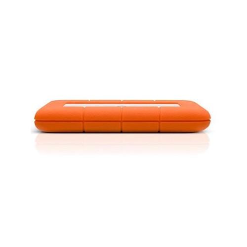 LaCie 2TB Rugged Mini External Hard Drive USB 3.0 Model LAC9000298 Orange
