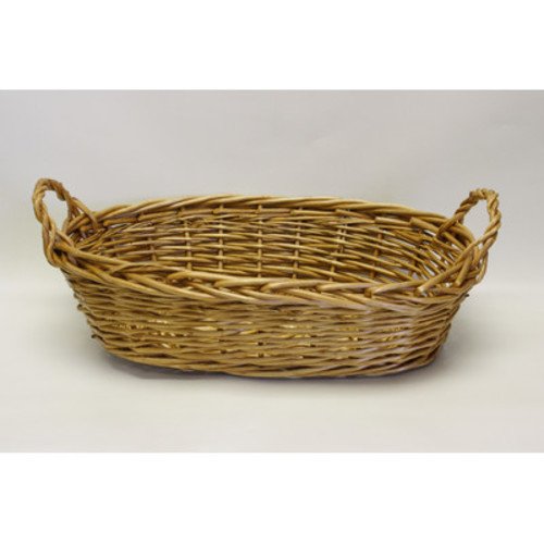 Oval Willow Tray
