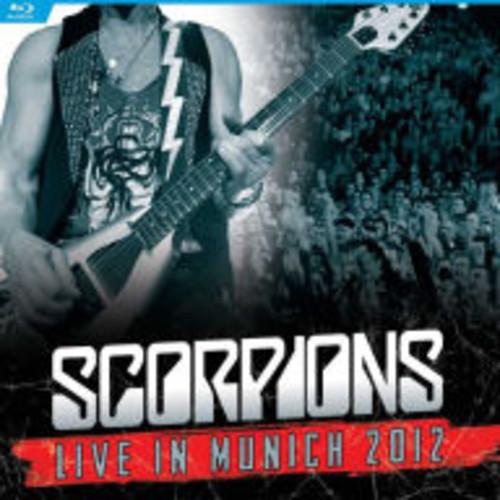 Scorpions: Live in Munich 2012