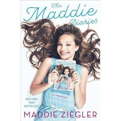 Maddie Diaries (Reprint) (Paperback) (Maddie Ziegler)
