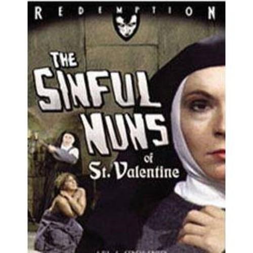 Sinful Nuns of Saint Valentine (Blu-ray)