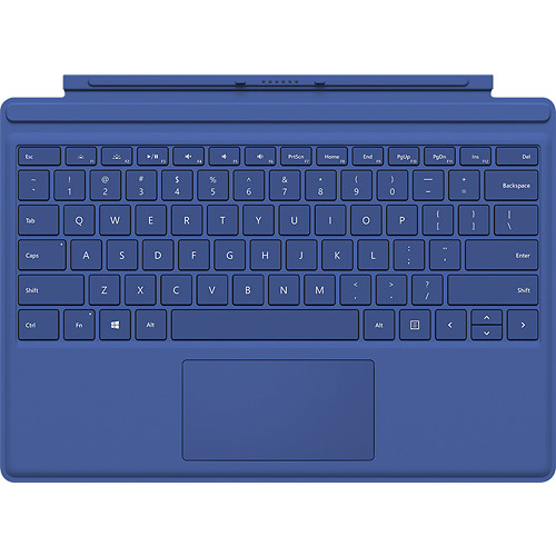 Surface Pro / Pro 4 Type Cover (Blue )