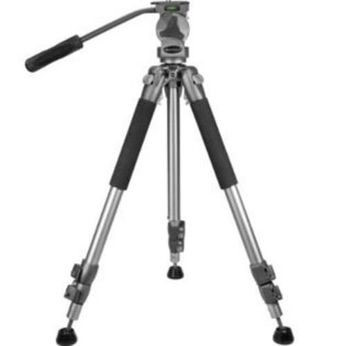 BARSKA Professional Tripod, Extendable to 66