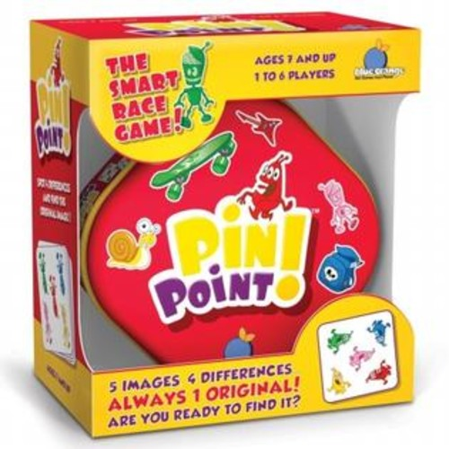 Blue Orange Games Games BLG04001 Pinpoint Card Game