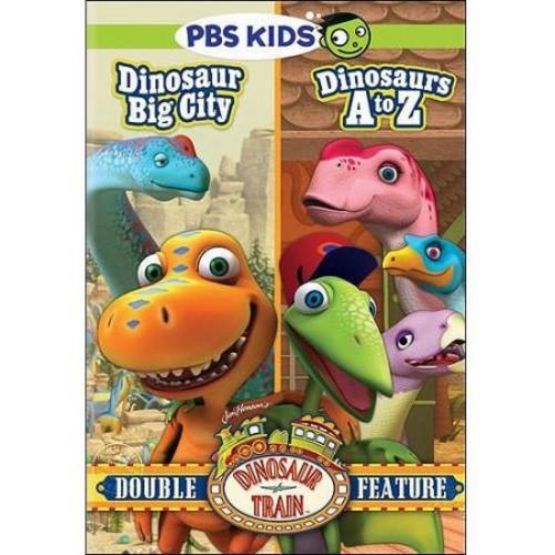 Dinosaur Train: Dinosaur Big City / Dinosaurs A To Z (2 Discs)