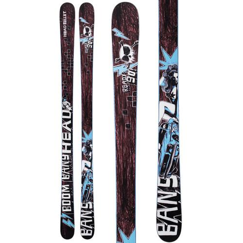 Head Bullet 84 SW BK Skis