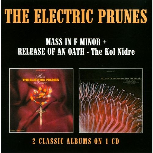 Mass in F Minor/Release of an Oath: The Kol Nidre [CD]