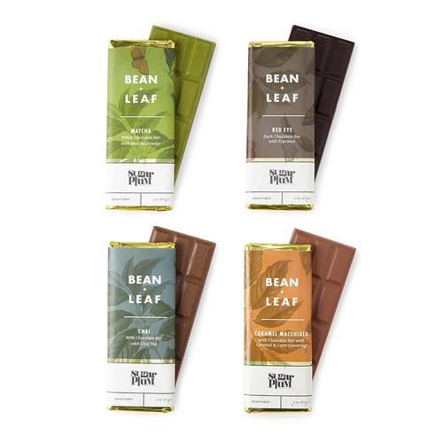 Coffee & Tea Chocolate Bars