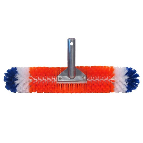 Blue Wave Brush Around 360-Degree Wall & Floor Pool Brush