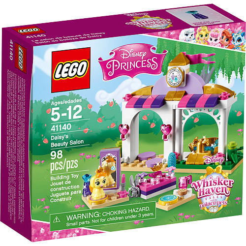 LEGO Disney Princess Daisy's Beauty Salon