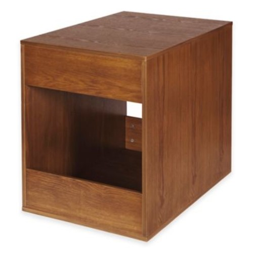 Pet Studio Crate Table in Brown