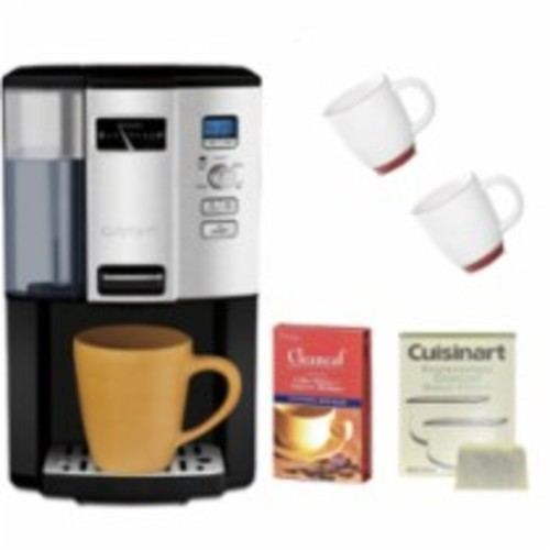 Cuisinart DCC-3000 Coffee on Demand 12-Cup Programmable Coffeemaker Ki