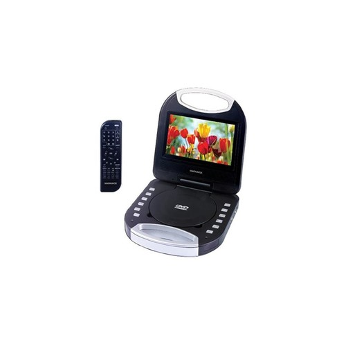 Magnavox 7-Inch TFT Screen Portable DVD/CD Player (MTFT750)