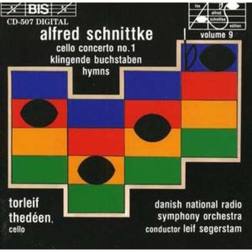 Schnittke: Concerto for cello No1; Hymns (Audio CD)