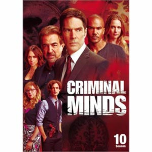 Criminal Minds: The Tenth Season [6 Discs]