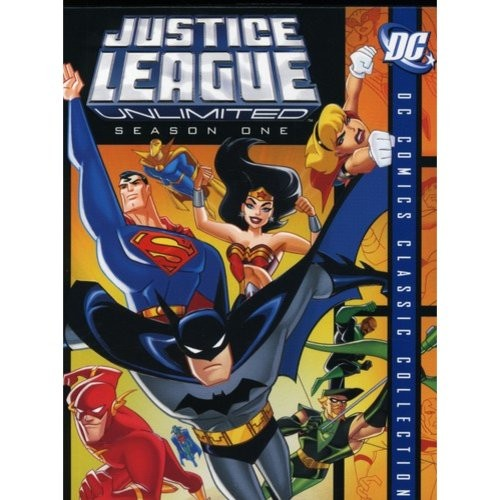 Justice League Unlimited: Season One (DVD)