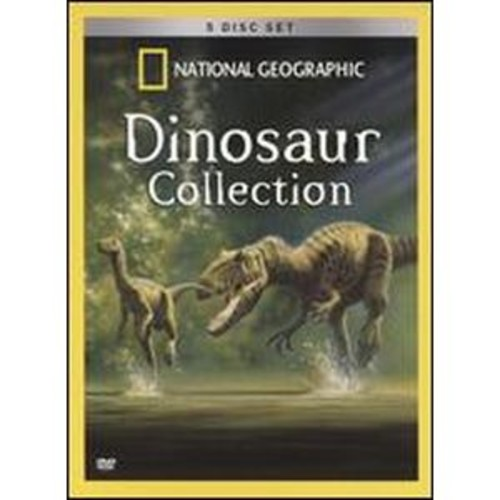 National Geographic: Dinosaur Collection [5 Discs]