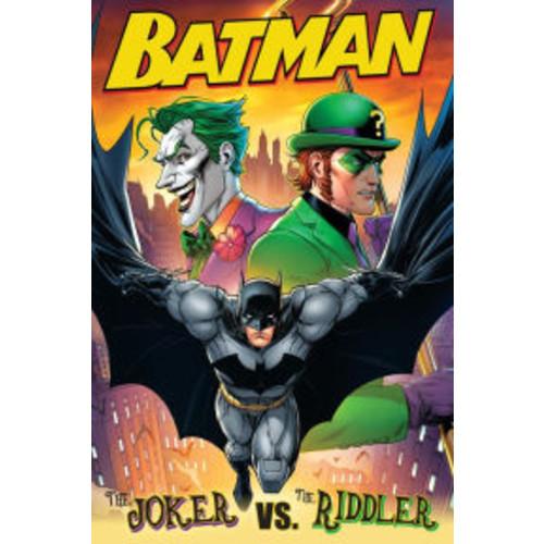 Batman: The Joker vs. The Riddler