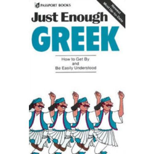 Just Enough Greek