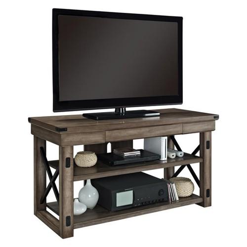 Altra Furniture Wildwood TV Stand - Rustic Gray