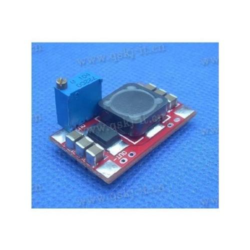2X DC-DC Adjustable Boost Module 2.5-25V to 5-25V Wide Voltage Converter Module