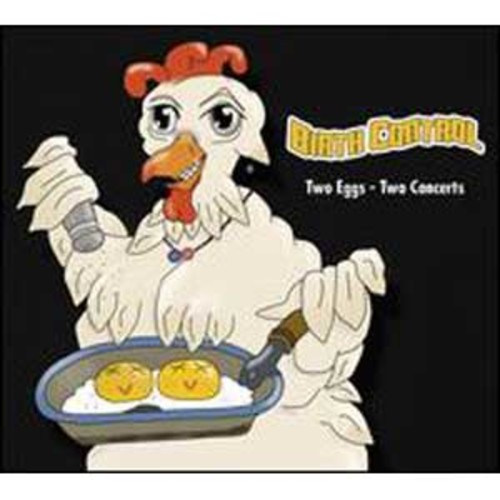 Two Eggs: Two Concerts By Birth Control (Audio CD)