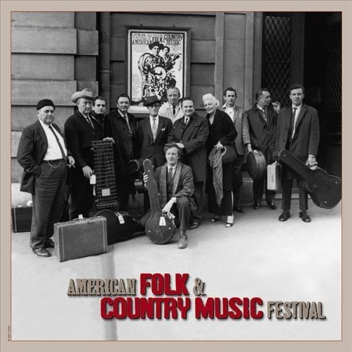 American Folk and Country Music Festival [CD]