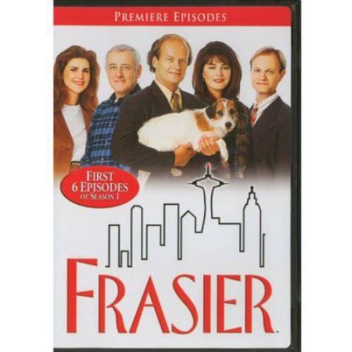 Frasier: The Premiere Episodes 1-6 - Season 1
