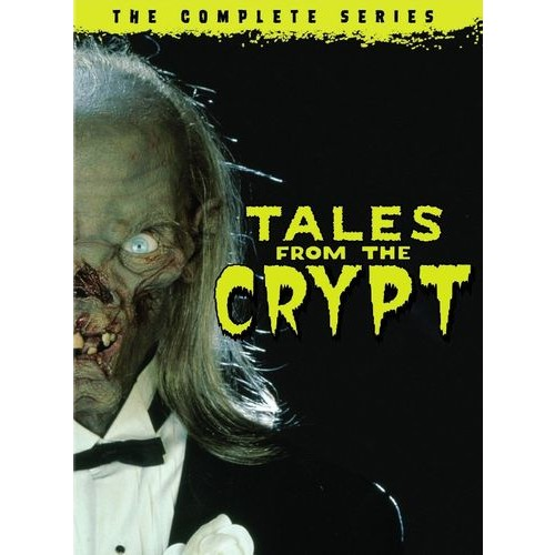 Tales from the Crypt: The Complete Series [20 Discs] [DVD]