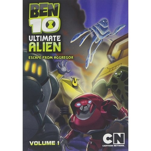 Cartoon Network: Ben 10 Ultimate Alien Escape from Aggregor V1